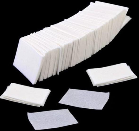 салфетки без ворса маникюр
