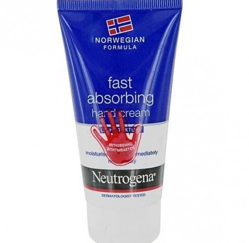 увлажняющий крем для рук Neutrogena