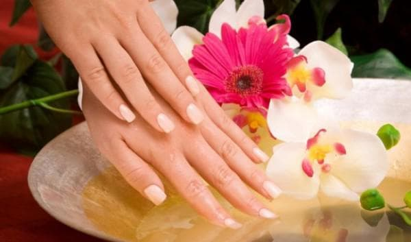 парафиновые ванночки для ногтей рук