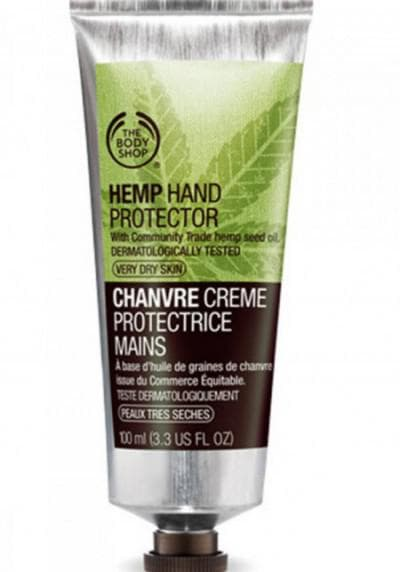 увлажняющий крем для рук The Body Shop Hemp Hand Protector