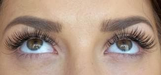 эффект красивых глаз