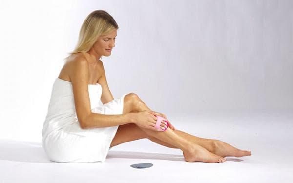 бритьё ног