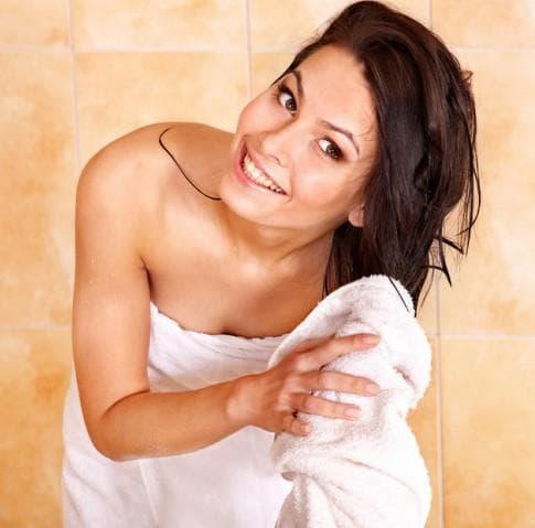 как нельзя сушить волосы