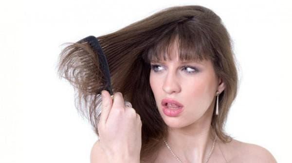 как восстановить очень сухие волосы