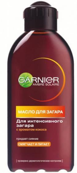 масло-спрей garnier с ароматом кокоса