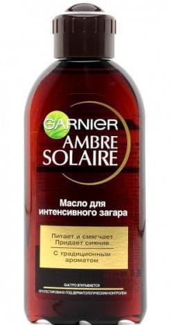 Масло-спрей garnier с традиционным ароматом