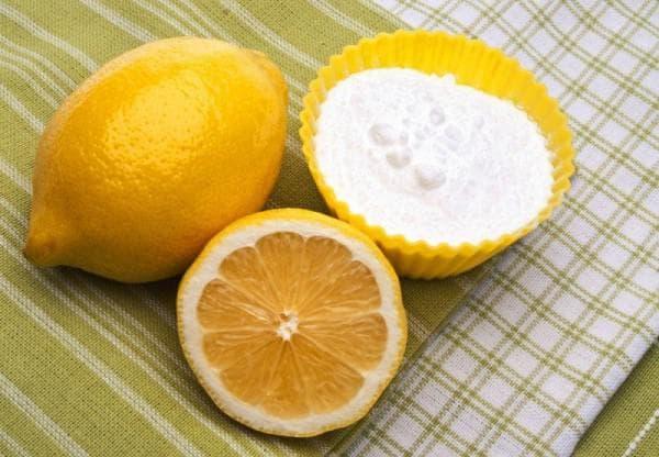 лимон для ног