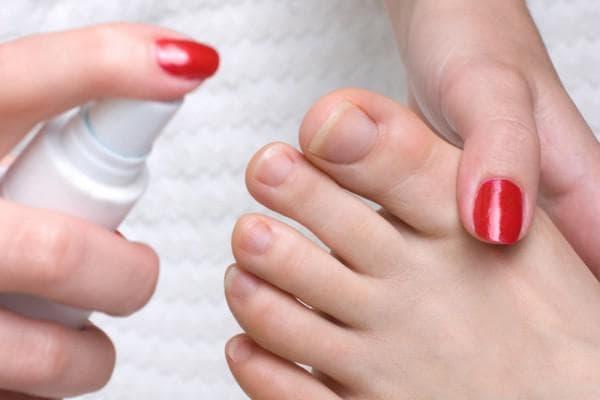 лазерное удаление вросшего ногтя, подготовка процедуры