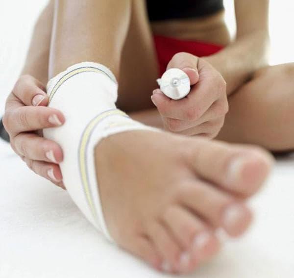 обезболивание пальцев на ногах