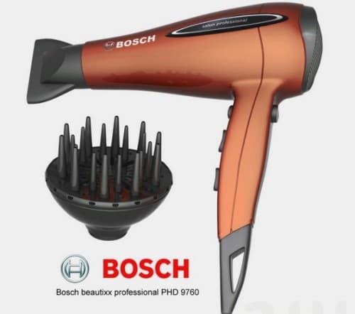 фены с ионизацией Bosch PHD9760/9769