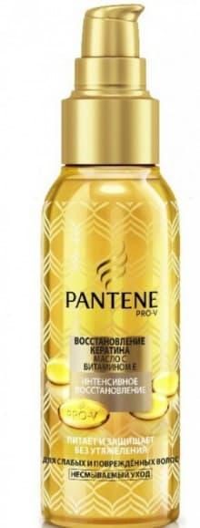 несмываемое масло Эликсир ТМ от Pantene Pro-V