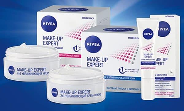 основа под макияж NIVEA Make-up expert