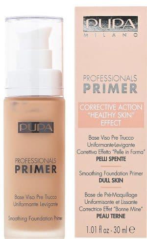 основа под макияж PUPA Professionals Smoothing Foundation