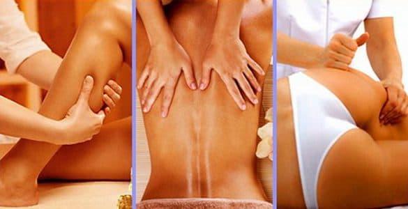 ручной массаж тела
