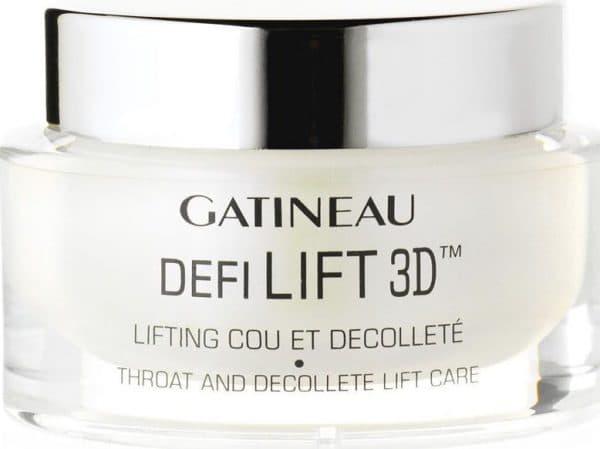 крем для шеи и декольте Gatineau Defi Lift 3D