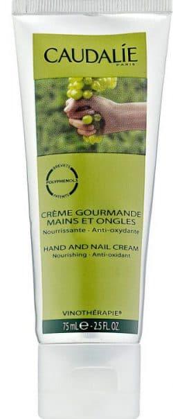 крем Hand and Nail Cream Caudalie для размягчения кутикулы