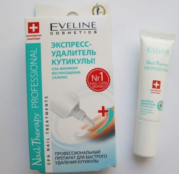 жидкость для удаления кутикулы Eveline