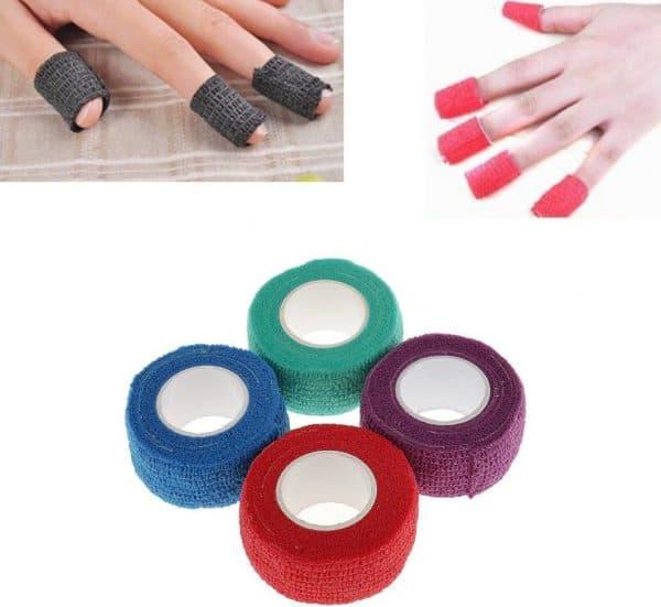 повязка с ногтем для ногтей