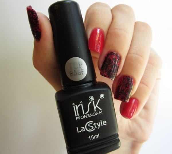 база для лака для ногтей Irisk