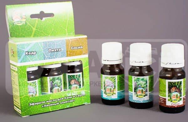 антицеллюлитное хвойное эфирное масло
