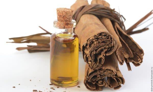 антицеллюлитное эфирное масло корица