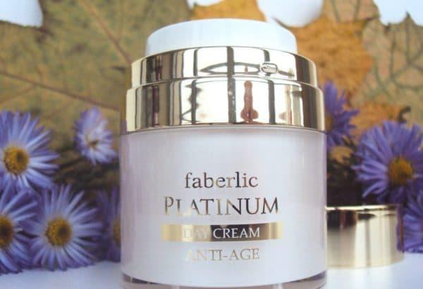 омолаживающий крем Platinum от Фаберлик