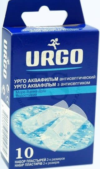 пластырь Urgo